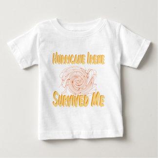 Hurricane Irene Survived Me Baby T-Shirt