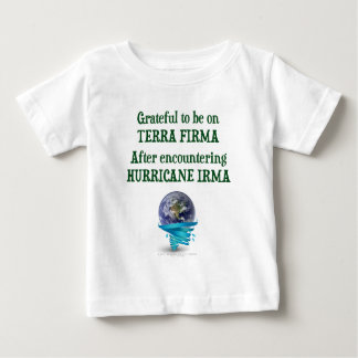 Hurricane Irma Baby T-Shirt