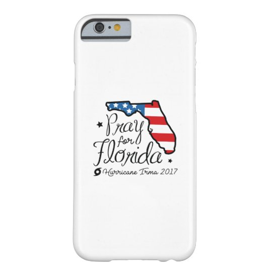 Hurricane Irma Barely There iPhone 6 Case