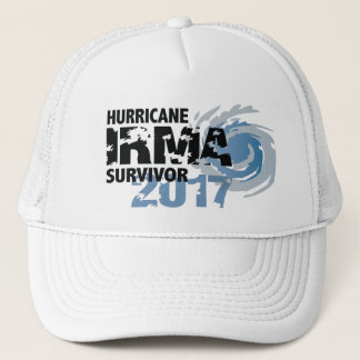 Hurricane Irma Survivor Florida 2017 Hat