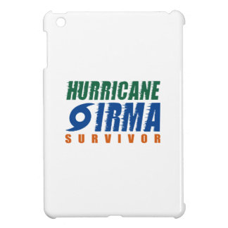Hurricane Irma Survivor iPad Mini Cases