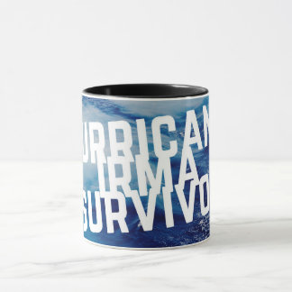 Hurricane Irma Survivor - Mug