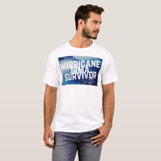Hurricane Irma Survivor - T-Shirt