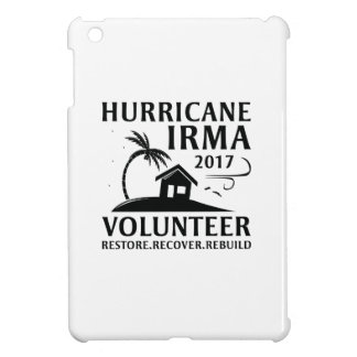 Hurricane Irma Volunteer Cover For The iPad Mini