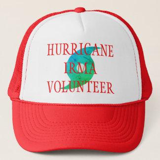 HURRICANE IRMA VOLUNTEER Florida Disaster Hat