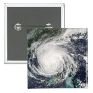 Hurricane Jeanne 15 Cm Square Badge