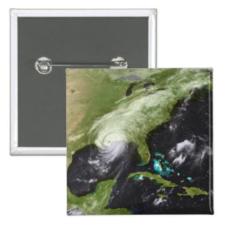 Hurricane Katrina 4 15 Cm Square Badge