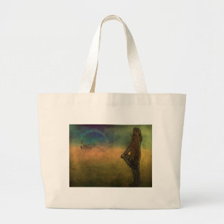 Hurricane Large Tote Bag