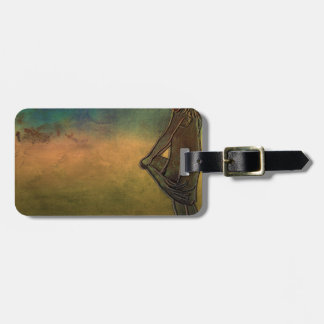 Hurricane Luggage Tag