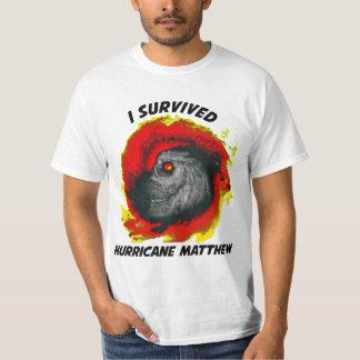 Hurricane Matthew Survivor T-Shirt