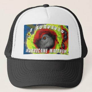 Hurricane Matthew Trucker Hat