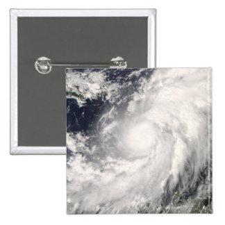 Hurricane Omar 15 Cm Square Badge