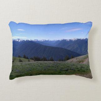 Hurricane Ridge Image pillow