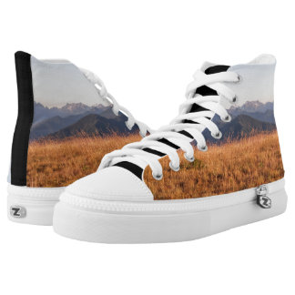 Hurricane Ridge Olympic National Park Gift Printed Shoes