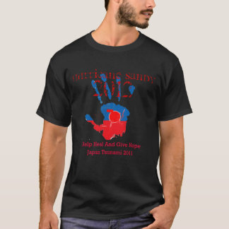 Hurricane Sandy 2012 T Shirt