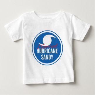 Hurricane Sandy Baby T-Shirt