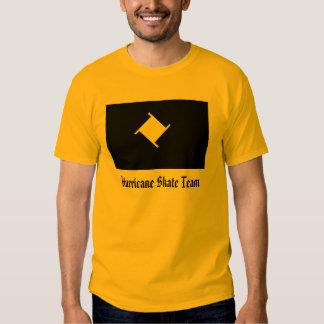 Hurricane Skate Team T-shirts