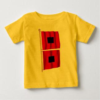 Hurricane Warning Baby T-Shirt