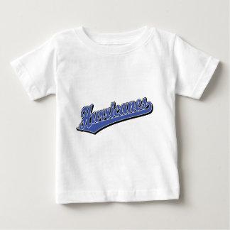 Hurricanes in Custom Blue Baby T-Shirt