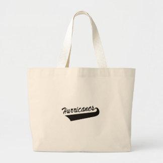 Hurricanes Large Tote Bag