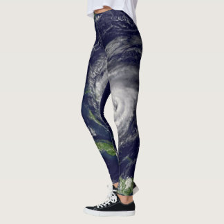 Hurricanes Weather Leggings