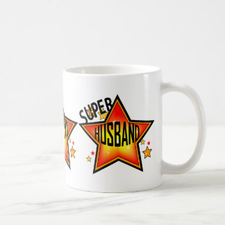Husband Super Star Mug