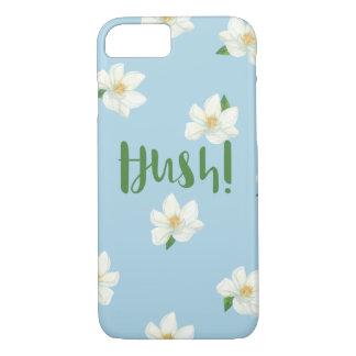 Hush Magnolia iPhone 7 Case