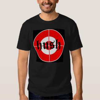 Hush Target Tee