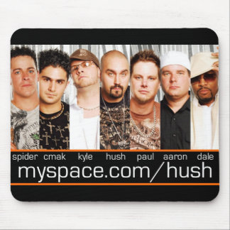 Hush Web Mousepad