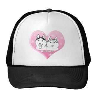 Huskies Pink Cap