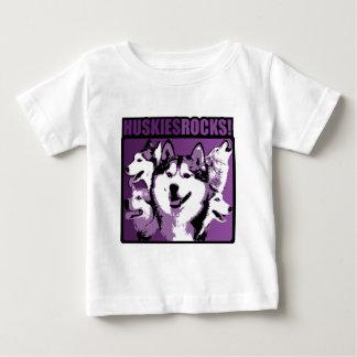 Huskies Rock! Tee Shirts
