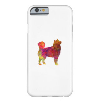 Husky Alaskan in watercolor Barely There iPhone 6 Case
