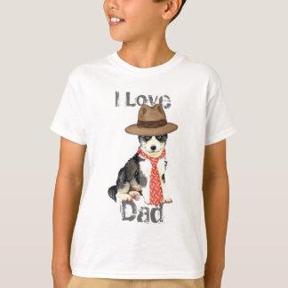 Husky Dad T-shirt