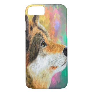 Husky Dog Maddalen iPhone 7 Case
