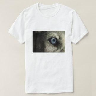 Husky Eye | Photo Design T-Shirt