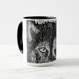 Husky Eyes Mug