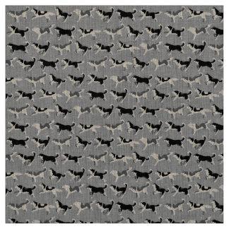 Husky Fabric Siberian Husky Fabrics Dog Textiles