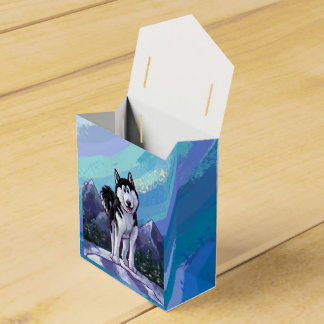 Husky Gifts & Accessories Favour Box