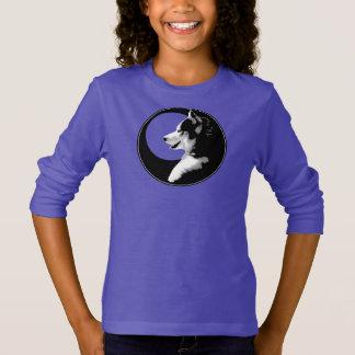 Husky Kid's Shirts Wolf Dog Kid's Husky Sweatshirt