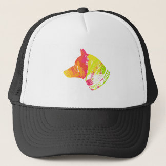 HUSKY Love Trucker Hat