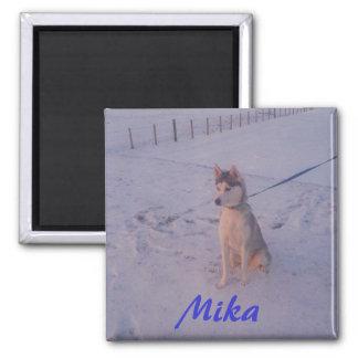 Husky.Mika.magnet Magnet