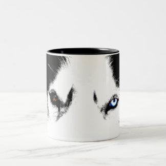 Husky Mug Coffee Cup Cool Siberian Husky Cup