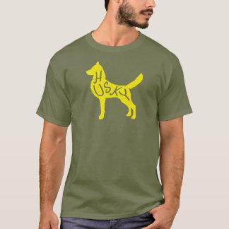 Husky Owner Love T-Shirt