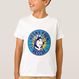 Husky Pack Rescue Logo Items T-Shirt
