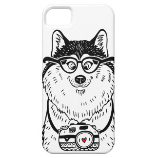 Husky Smile Barely There iPhone 5 Case