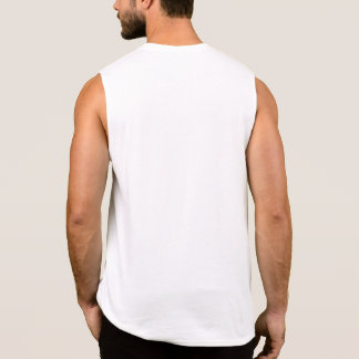Husky Snow Dog Edition Sleeveless Shirt