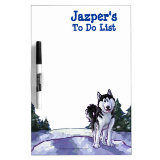Husky Stationery Dry Erase Board
