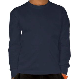 Husky T-Shirt Kid s Sled Dog Art Kid s Tee Shirts