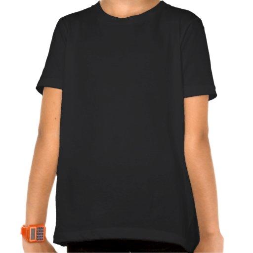 Husky T-Shirt Kid's Dog Art Tee Shirts Husky Gifts