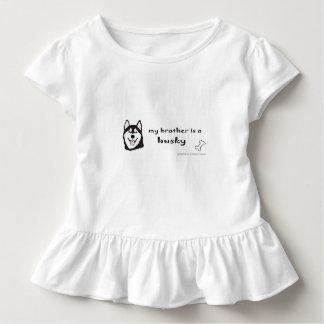husky toddler T-Shirt